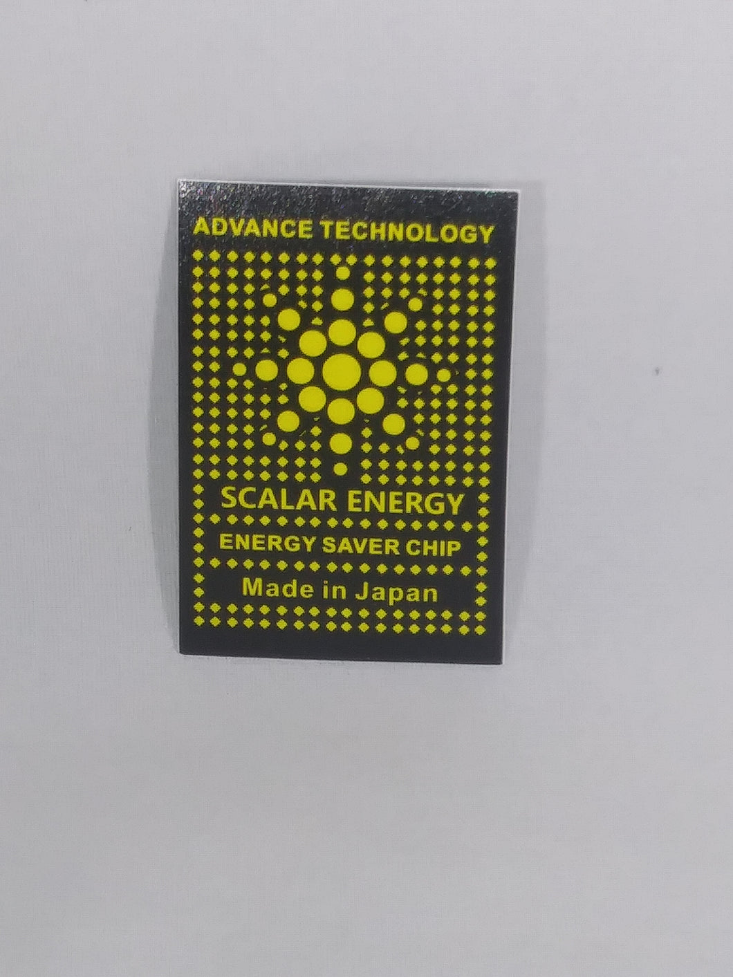 Scalar Energy Saving Chip