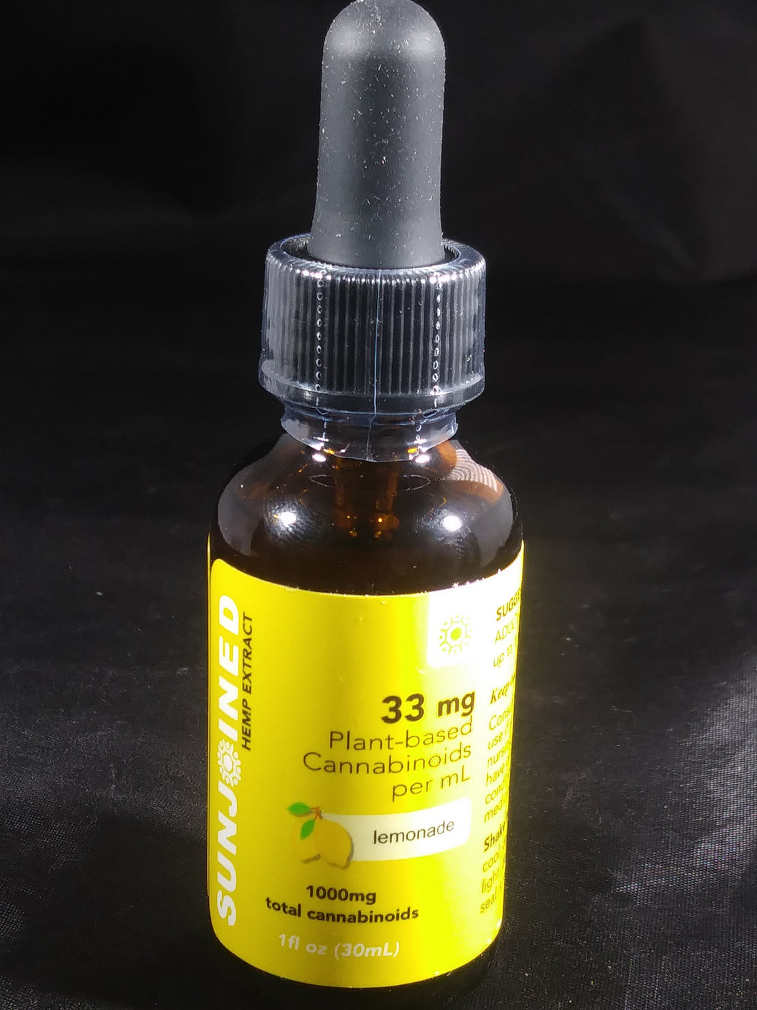 33MG HEMP EXTRACT/1ML