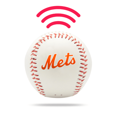 New York Mets Baseball Bluetooth Speaker - NIMA Speakers