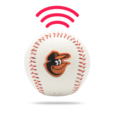 Baltimore Orioles Baseball Bluetooth Speaker - NIMA Speakers