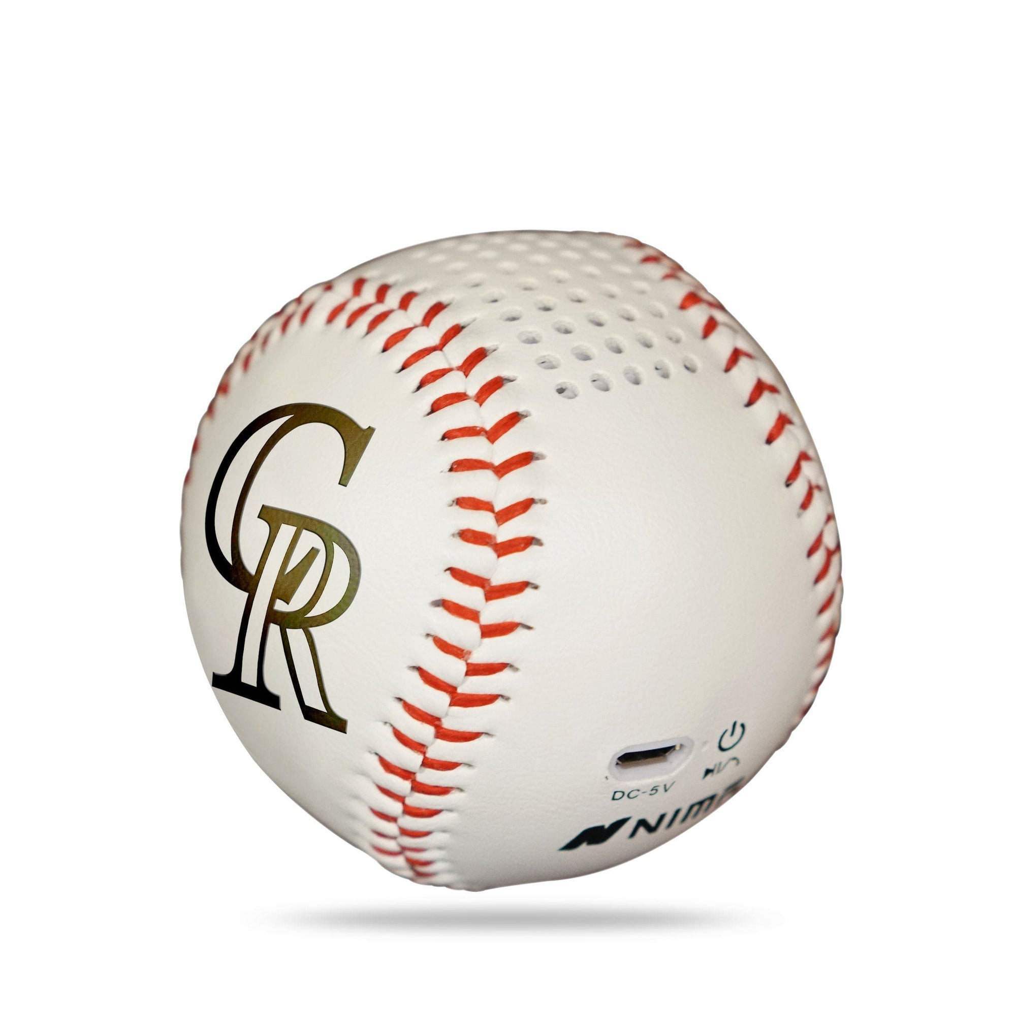Colorado Rockies Baseball Bluetooth Speaker - NIMA Speakers