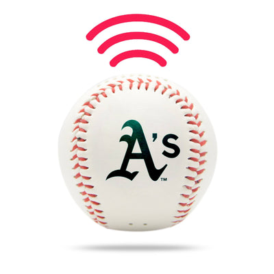 Oakland Athletics Baseball Bluetooth Speaker - NIMA Speakers