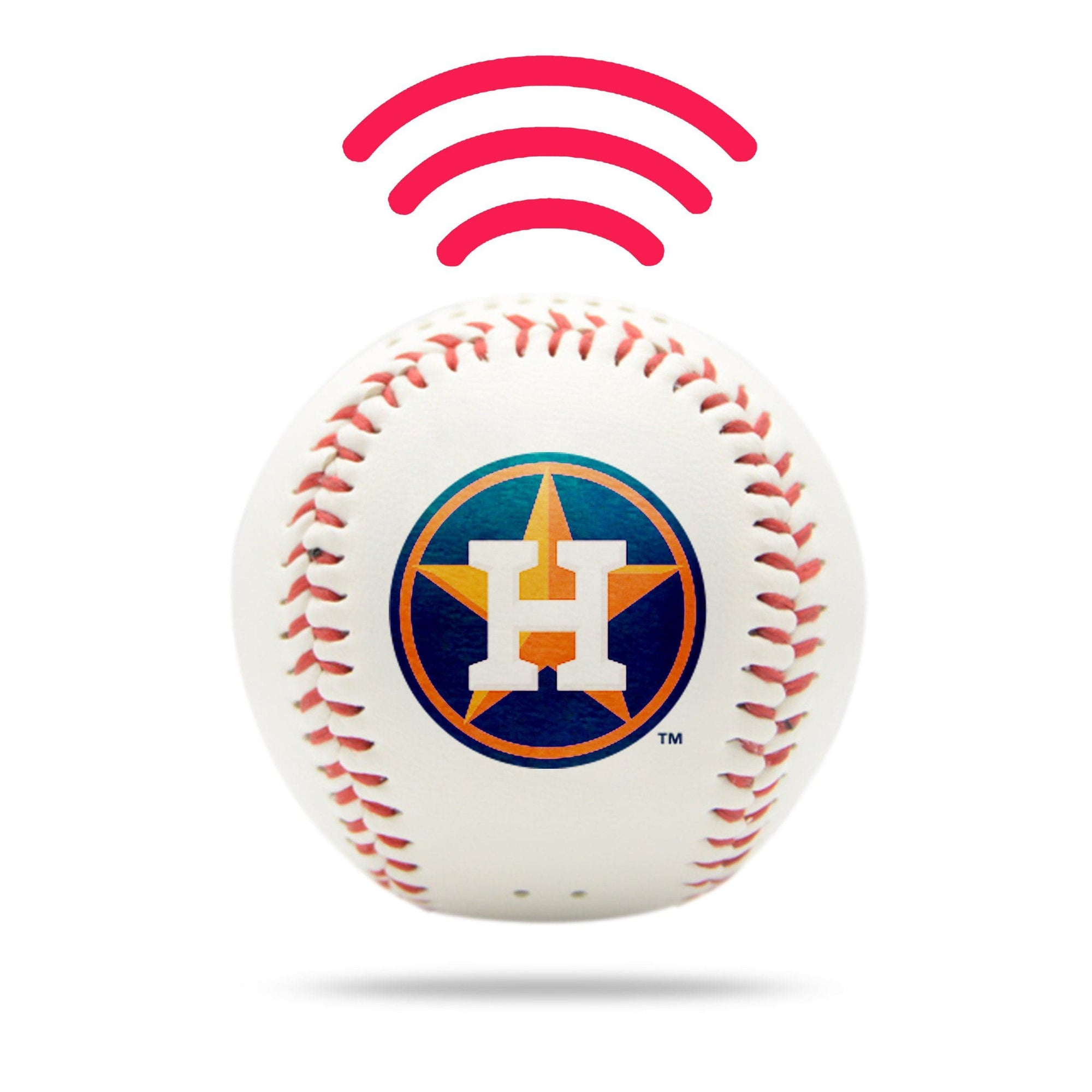 Houston Astros Baseball Bluetooth Speaker - NIMA Speakers