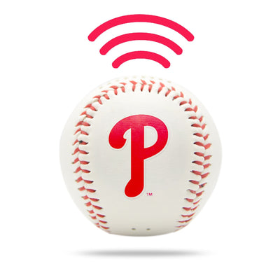 Philadelphia Phillies Baseball Bluetooth Speaker - NIMA Speakers