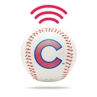 Chicago Cubs Baseball Bluetooth Speaker - NIMA Speakers