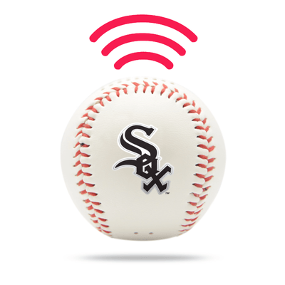 Chicago White Sox Baseball Bluetooth Speaker - NIMA Speakers