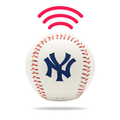 New York Yankees Baseball Bluetooth Speaker - NIMA Speakers