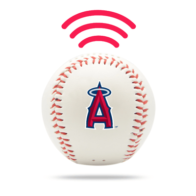 Los Angeles Angels Baseball Bluetooth Speaker - NIMA Speakers