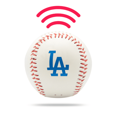 Los Angeles Dodgers Baseball Bluetooth Speaker - NIMA Speakers