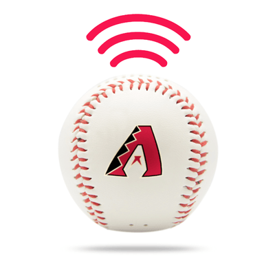 Arizona Diamondbacks Baseball Bluetooth Speaker - NIMA Speakers