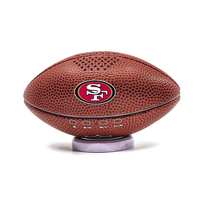 San Francisco 49ers Football Bluetooth Speaker - NIMA Speakers