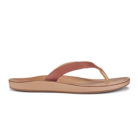 Olukai Women's Nonohe Leather Sandals