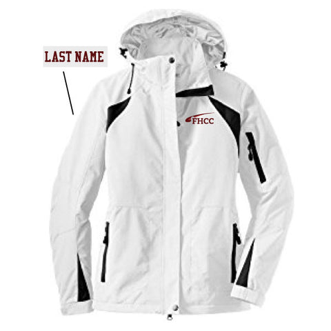 FHCC Full Zip All Season Jacket