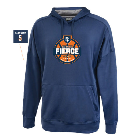 Fairfield Fierce Hooded Sweatshirt