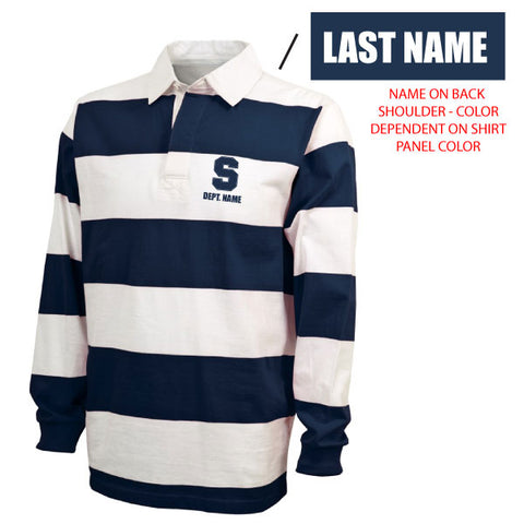 Staples Faculty Rugby Shirt