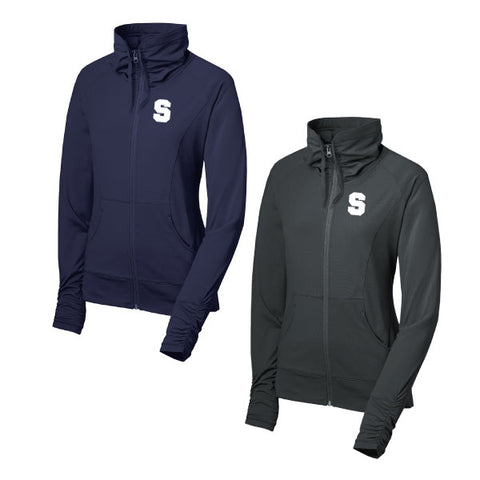 Staples Faculty Full Zip Stretch Jacket