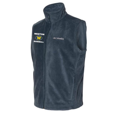 Weston Baseball Columbia Vest