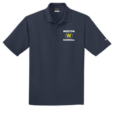 Weston Baseball Nike Polo