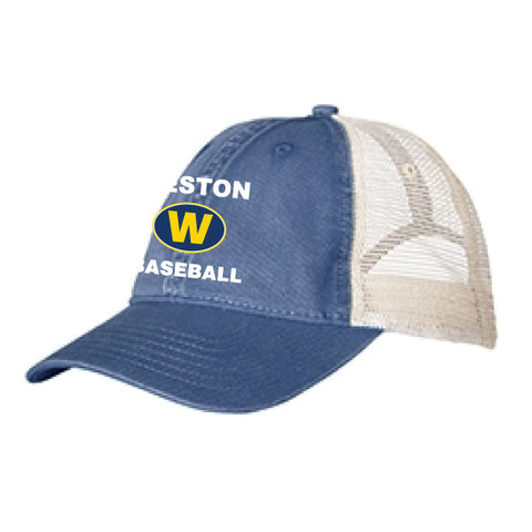 Weston Baseball Trucker Hat
