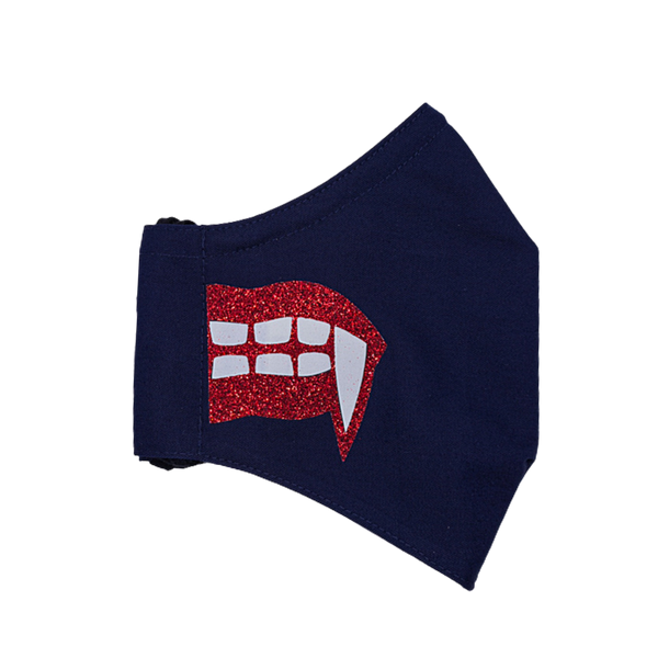 Spooky! / DRACULA (Navy/ Red)