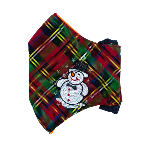 CHRISTMAS 🎄 / SNOWMAN! (CHECKER ASSORTED)
