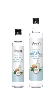 ORGANIC LIQUID COCONUT OIL
