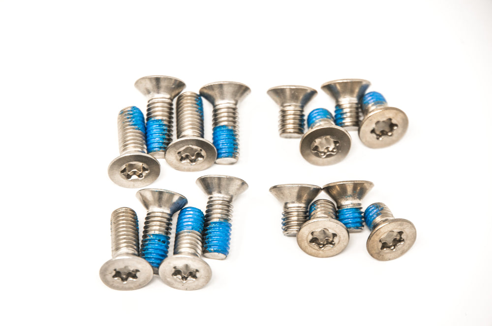 Adjustable Cleat Spare Screw Kit
