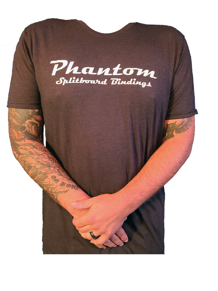 Phantom T Shirt - Mens Charcoal