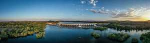 Ord River Diversion Dam - Kununurra
