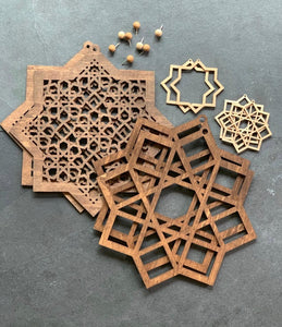 Alhambra Wall Set