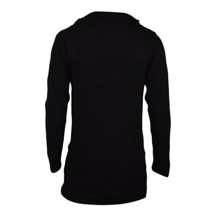 Longline Winter Cardigan
