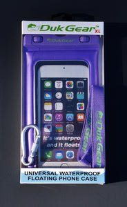 DUK Gear Phone Case Waterproof/Floats