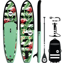 Load image into Gallery viewer, POP Royal Hawaiian Inflatable SUP Board - SOLD OUT AS OF 11/22