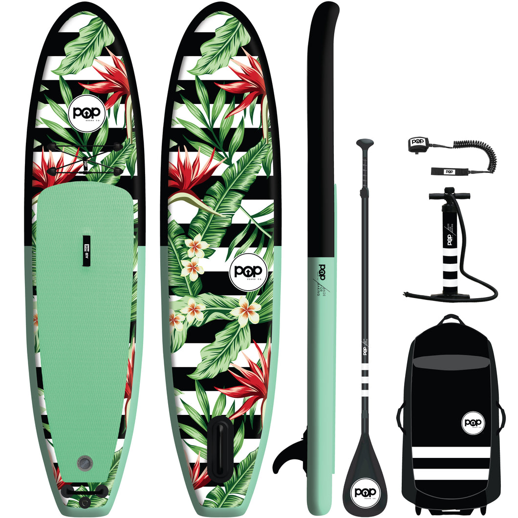 POP Royal Hawaiian Inflatable SUP Board - SOLD OUT AS OF 11/22