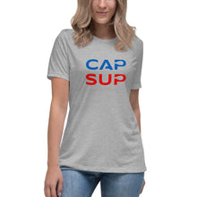 Load image into Gallery viewer, CAP SUP Women's Relaxed T-Shirt