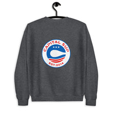 Load image into Gallery viewer, CAP SUP Crew Neck Sweatshirt