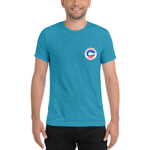Capital SUP Est. 2014 Tri-Blend T-Shirt