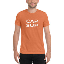 Load image into Gallery viewer, CAP SUP Tri-Blend T-Shirt