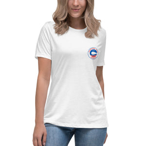 Capital SUP Est. 2014 Women's Relaxed T-Shirt