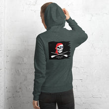 Load image into Gallery viewer, Bay Pirate Hoodie