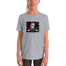 Load image into Gallery viewer, Youth Bay Pirate T-Shirt