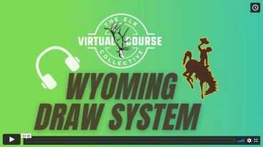 Wyoming Elk Draw Information 2021