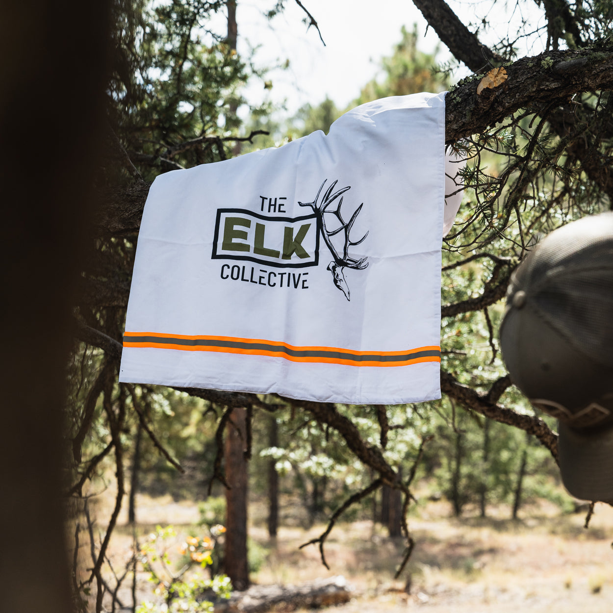 The Elk Collective Re-Usable Elk Game Bag Set