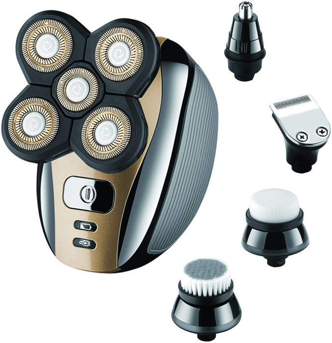 Multifunctional Electric Shaver Wet Dry For Men