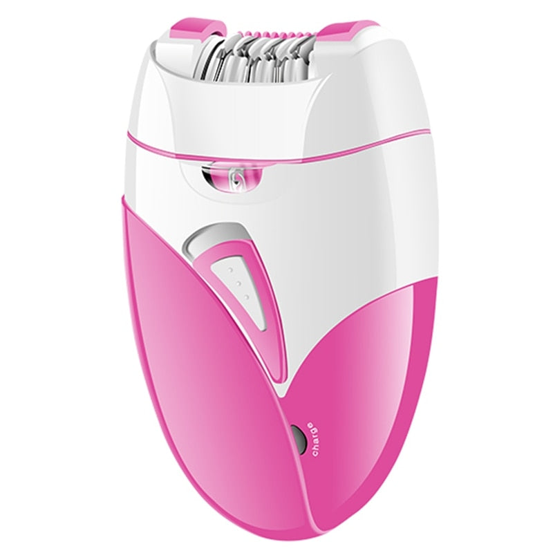 USB Rechargeable epilator women electric hair removal