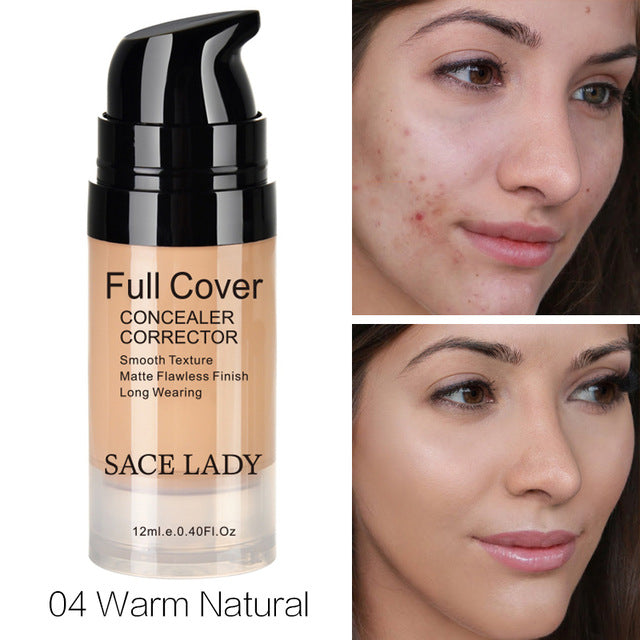 Sace Lady-Concealer Full Cover Cream