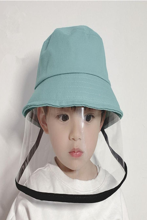 Hats Children Anti Fog Outdoor Bucket
