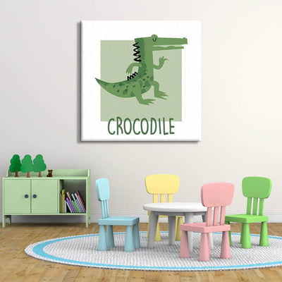 Picta Kids Kids Animals - Crocodile