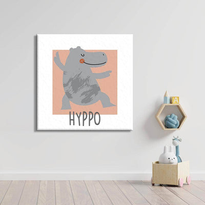 Picta Kids Kids Animals - Hyppo