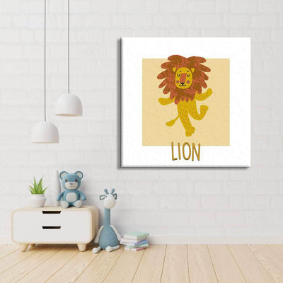 Picta Kids Kids Animals - Lion